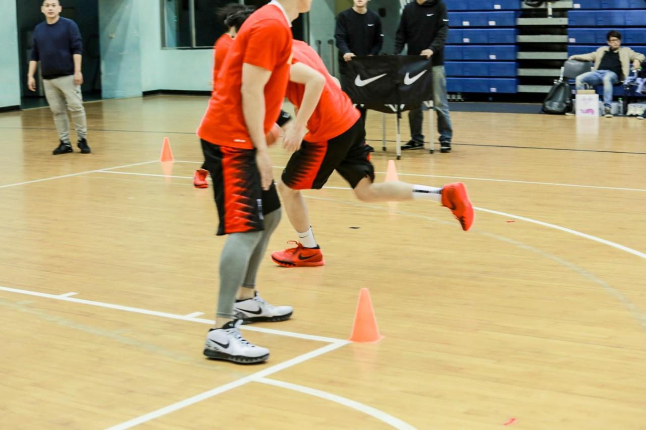 勘履直擊 / Nike Quickness Acadamy 實地體驗 Kyrie 1與 Kobe 10