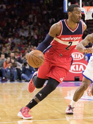 NBA: Washington Wizards at Philadelphia 76ers
