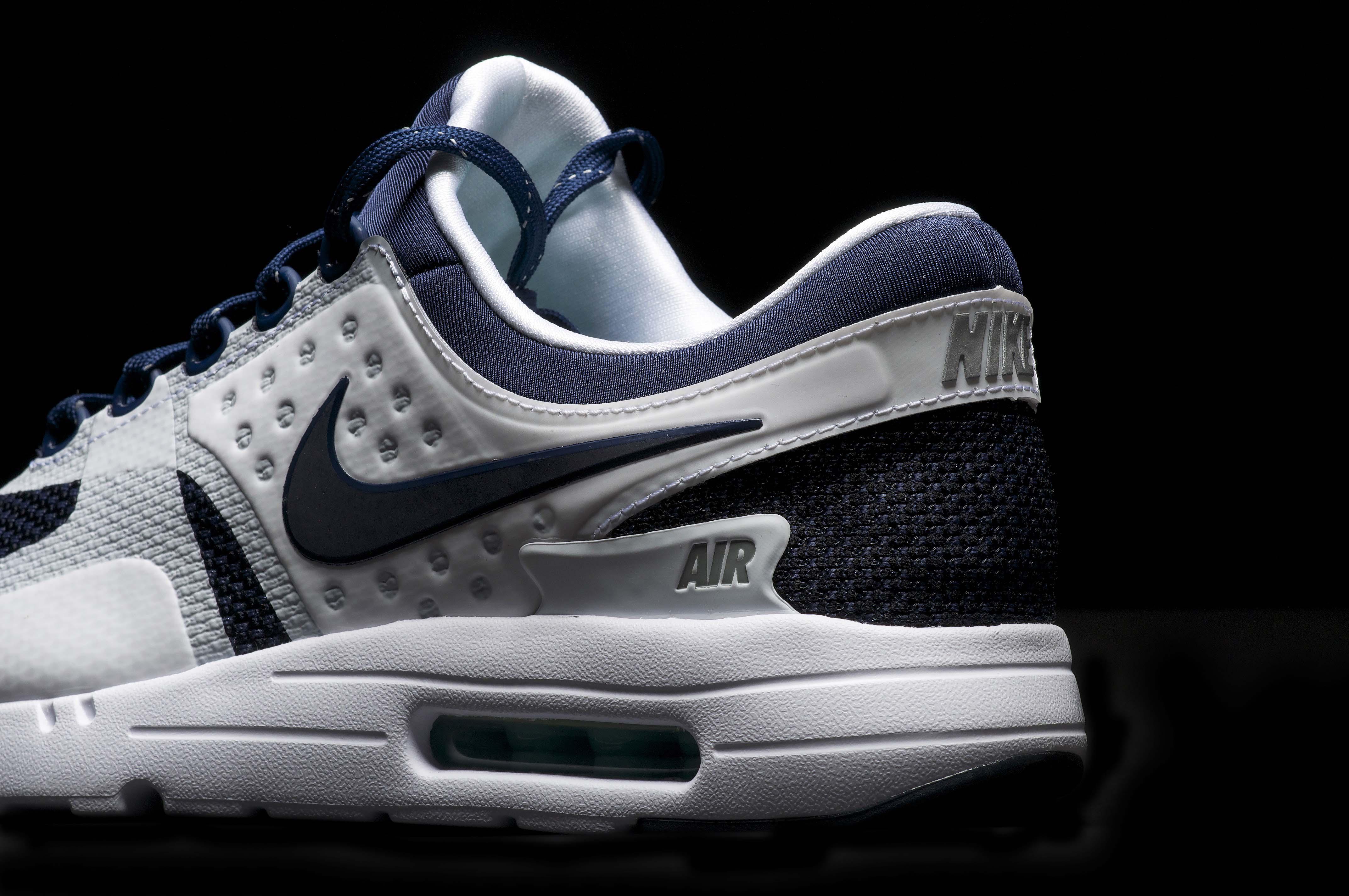 nike air max commijnd lederen sneakers