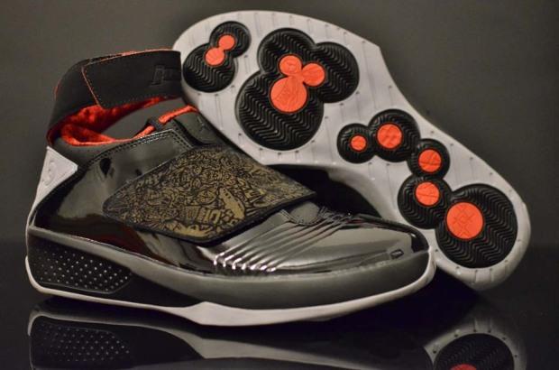 classic shoes 6ce89 fa912 jordan brand brings back black patent ... 37955d607d