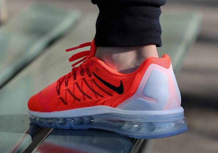 新聞速報 / Nike Air Max 2015 'Bright Crimson'