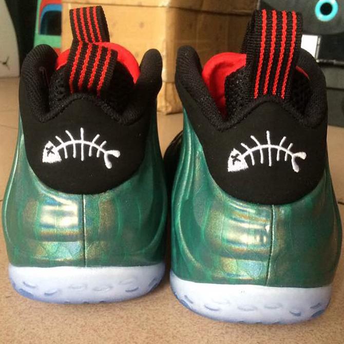 Nike Air Foamposite One Prm 575420003 Sneakers ...