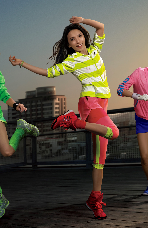 adidas women april 2015