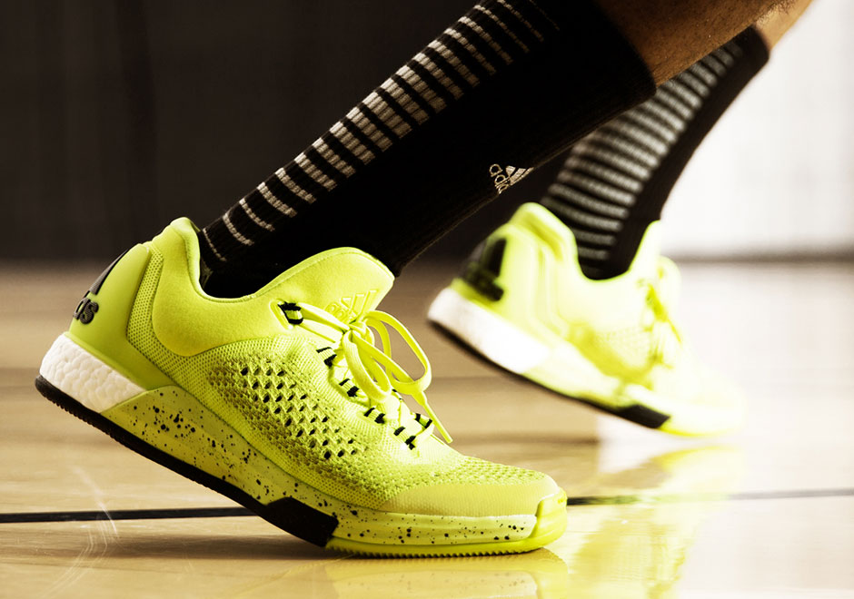 adidas crazylight boost 2015 low