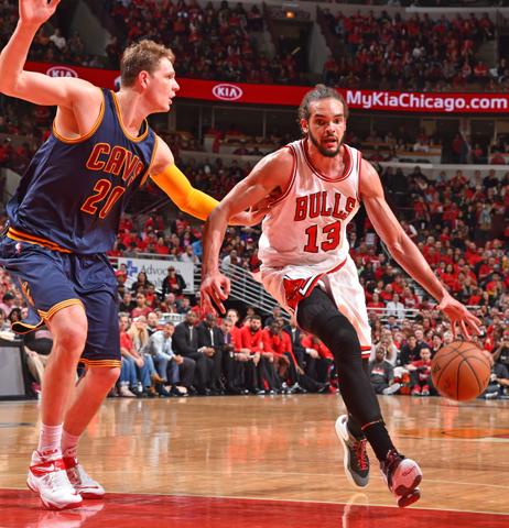 Chicago Bulls V Cleveland Cavaliers – Game Four