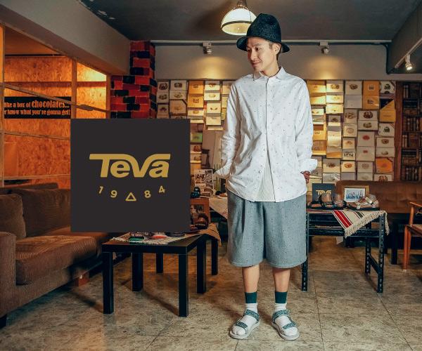 TEVA 原創就是經典 / 設計師 A-Hom 專訪