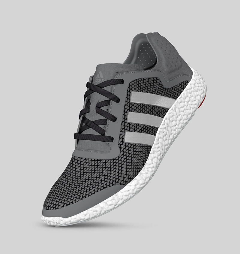 新聞分享/ adidas Pure Boost 客製的新選
