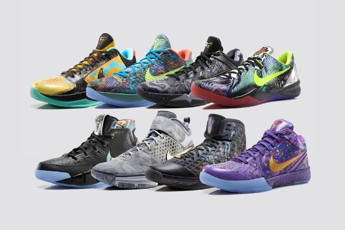 Nhìn lại những mẫu giày quan trọng nhất trong sự nghiệp của Kobe Bryant - Ảnh 12.