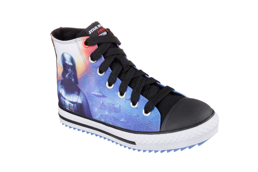 新聞速報 / Skechers 發表孩童專屬星際大戰系列鞋款