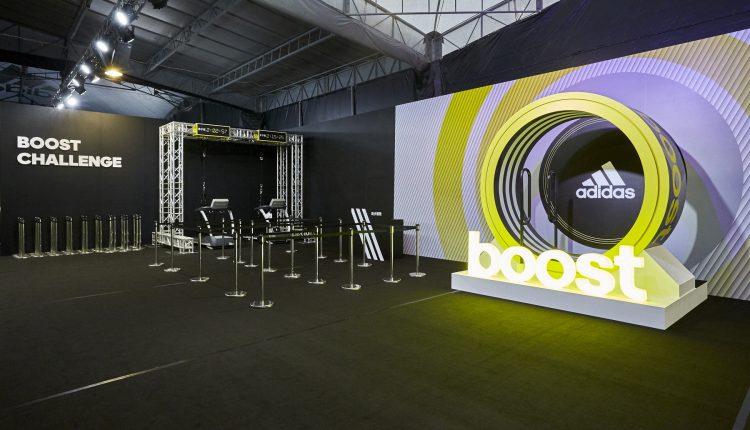 圖三:為期17天的adidas running EXPO跑步博覽會,將提供跑者多元的互動體驗及吸睛的跑步科技裝置。(adidas提供)