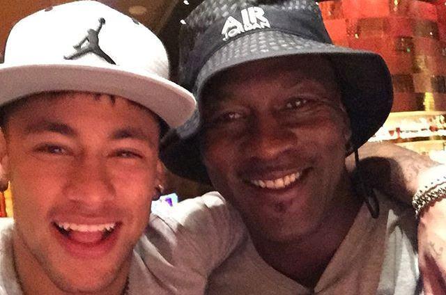 乳沫速報 / Neymar Jr. 將獲得專屬 Air Jordan V Low