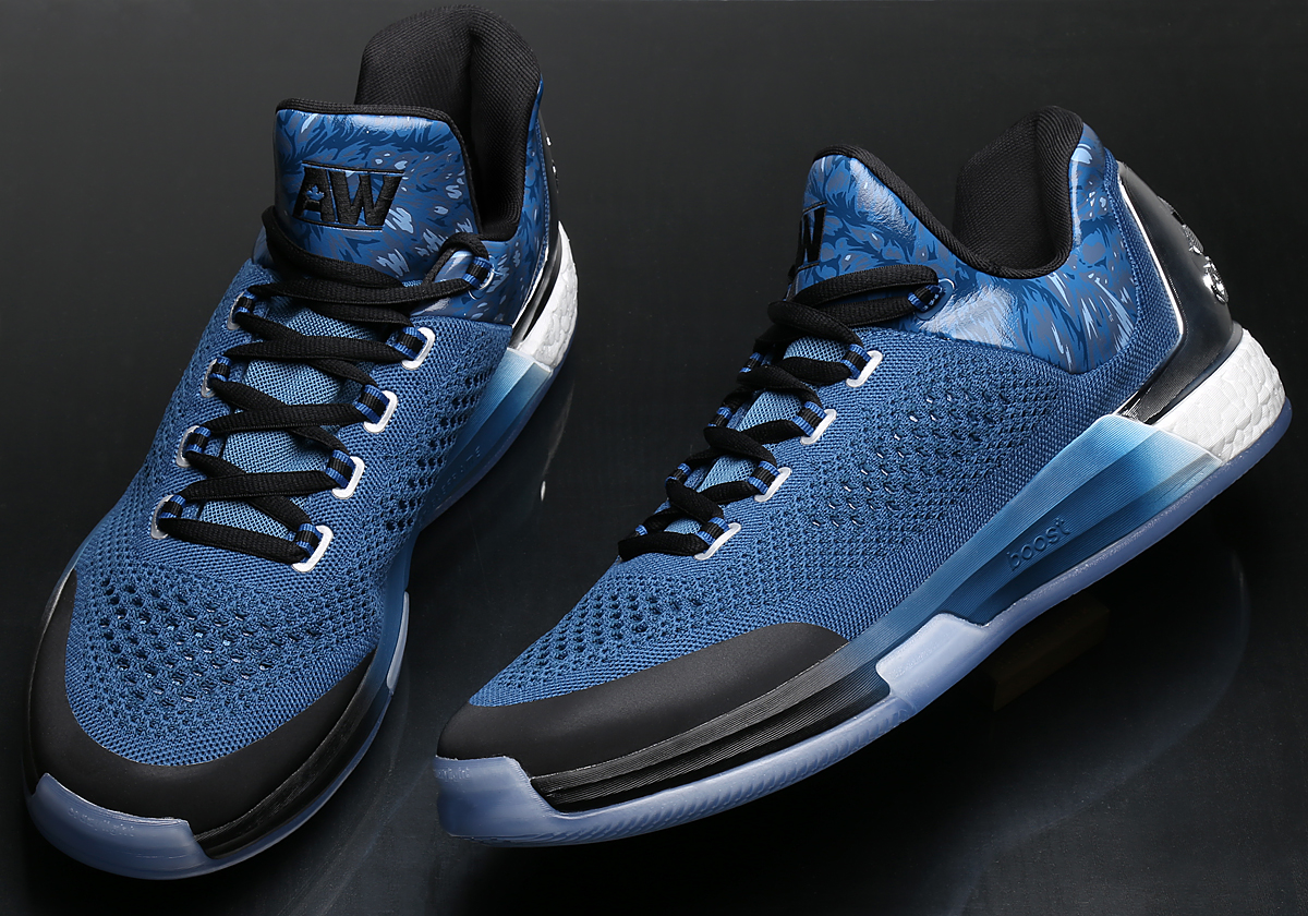 release date f3715 2f902 ... reduced adidas crazylight boost 2015 andrew wiggins metallic pe aw clb  1 ad523 ff272