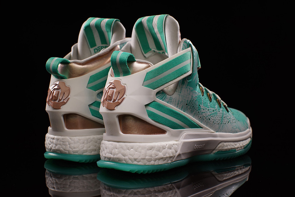 cheap for discount b0bc9 fe2d7 adidas-D-Rose-6-Boost-Green-Copper
