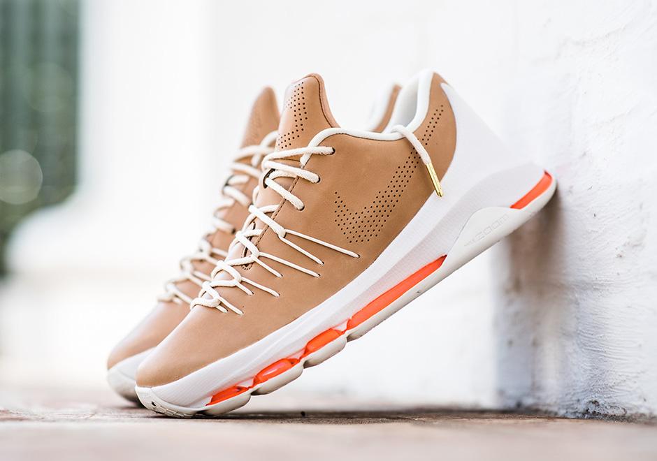 新聞分享/ Nike KD 8 EXT 'Vachetta Tan