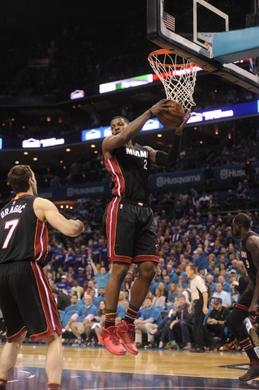 NBA: Playoffs-Miami Heat at Charlotte Hornets