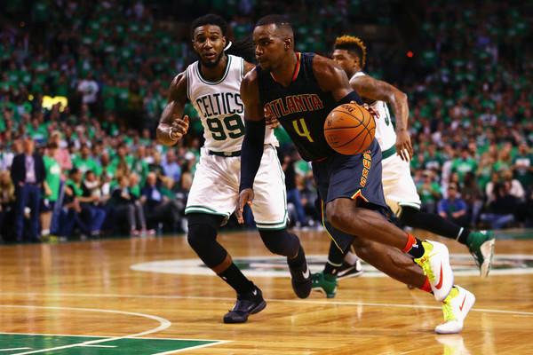 Atlanta+Hawks+v+Boston+Celtics+Game+Three+3rgXT98uG8Nl