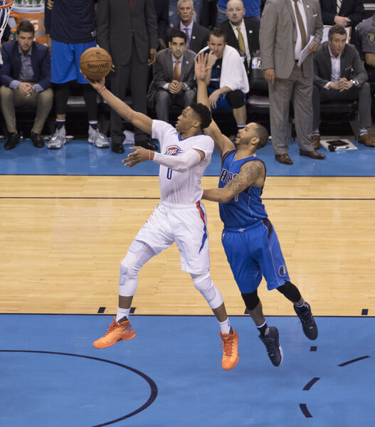 Dallas+Mavericks+v+Oklahoma+City+Thunder+Game+FjCO5HvoeJjl