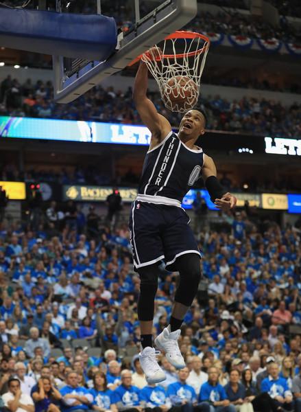 Oklahoma+City+Thunder+v+Dallas+Mavericks+Game+E0G1eyY7zxll