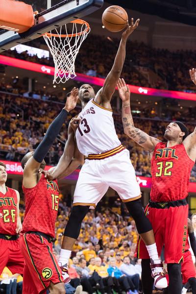 Atlanta+Hawks+v+Cleveland+Cavaliers+Game+One+SYn87TbWJZxl