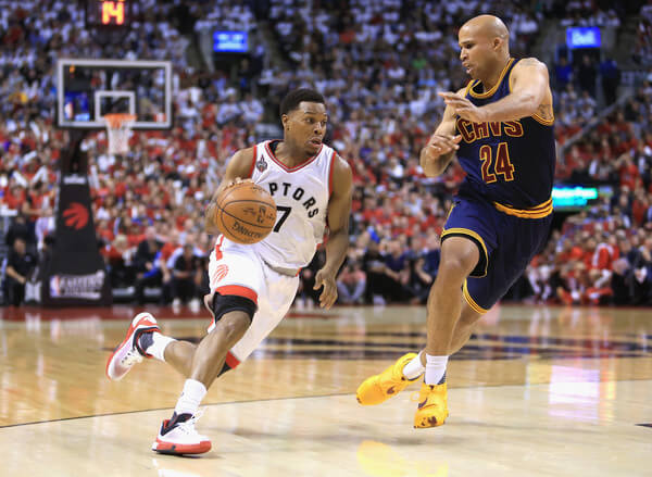 Cleveland+Cavaliers+v+Toronto+Raptors+Game+GhX-bmQLNORl