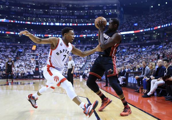 Miami+Heat+v+Toronto+Raptors+Game+One+JiwX2iEwoJel