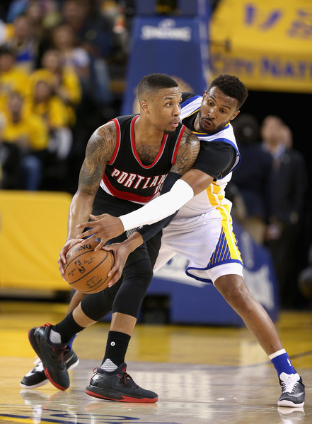 Portland+Trail+Blazers+v+Golden+State+Warriors+Cp206jlQM7cl