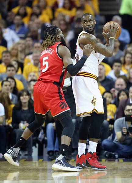 Toronto+Raptors+v+Cleveland+Cavaliers+Game+vhAOyJ_HsuDl