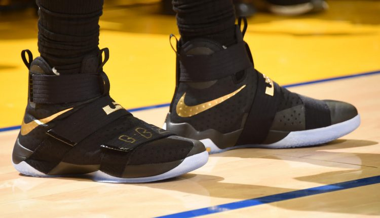 2016 NBA Finals – Game Five
