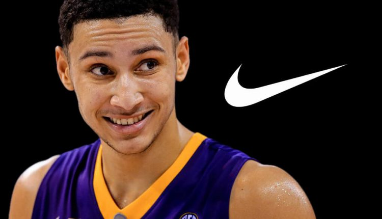 ben simmons-sign deal with nike-1