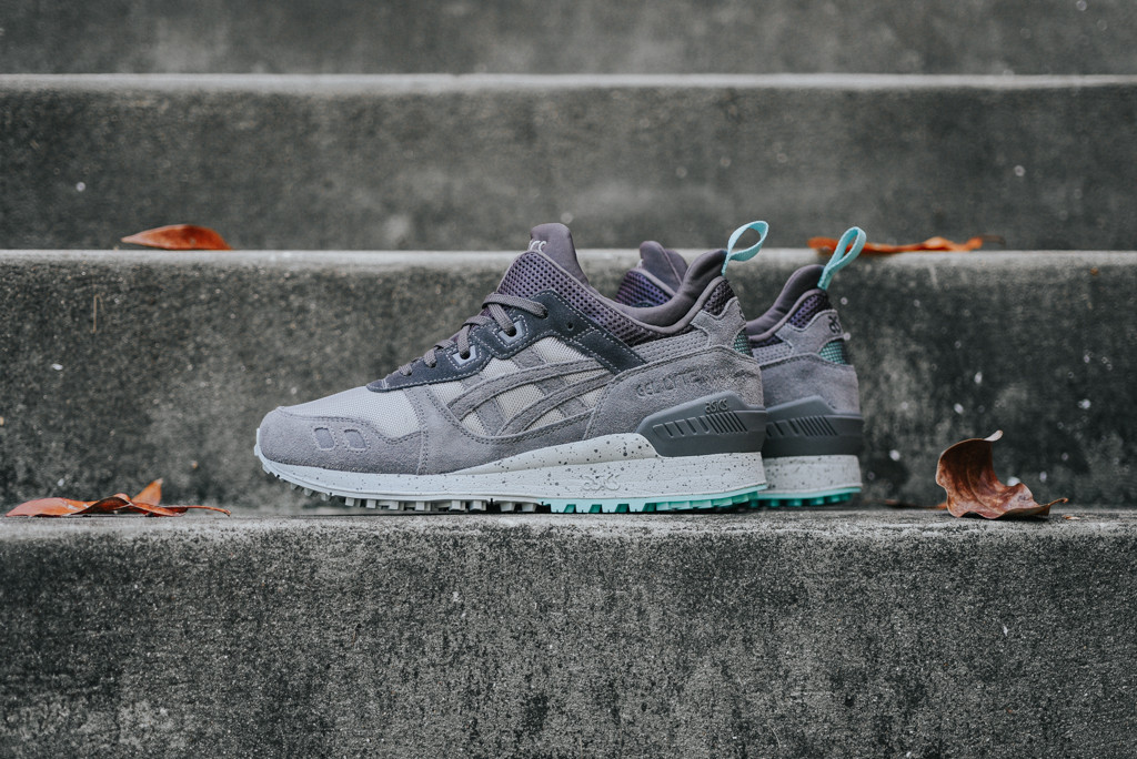 2436f248c1c0 新聞分享  ASICS Tiger Gel Lyte MT  Grey Mint  – KENLU.net