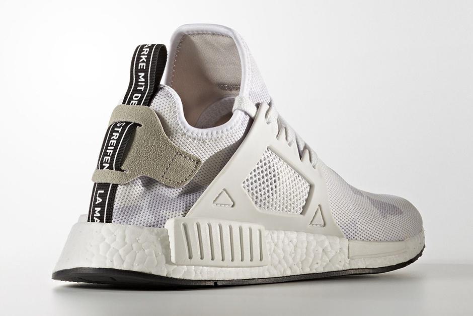 Ua Adidas Nmd Xr Duck Camo White Shoes