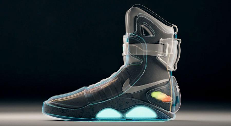 勘履維基 / 《回到未來 Back To The Future》主題鞋款回顧