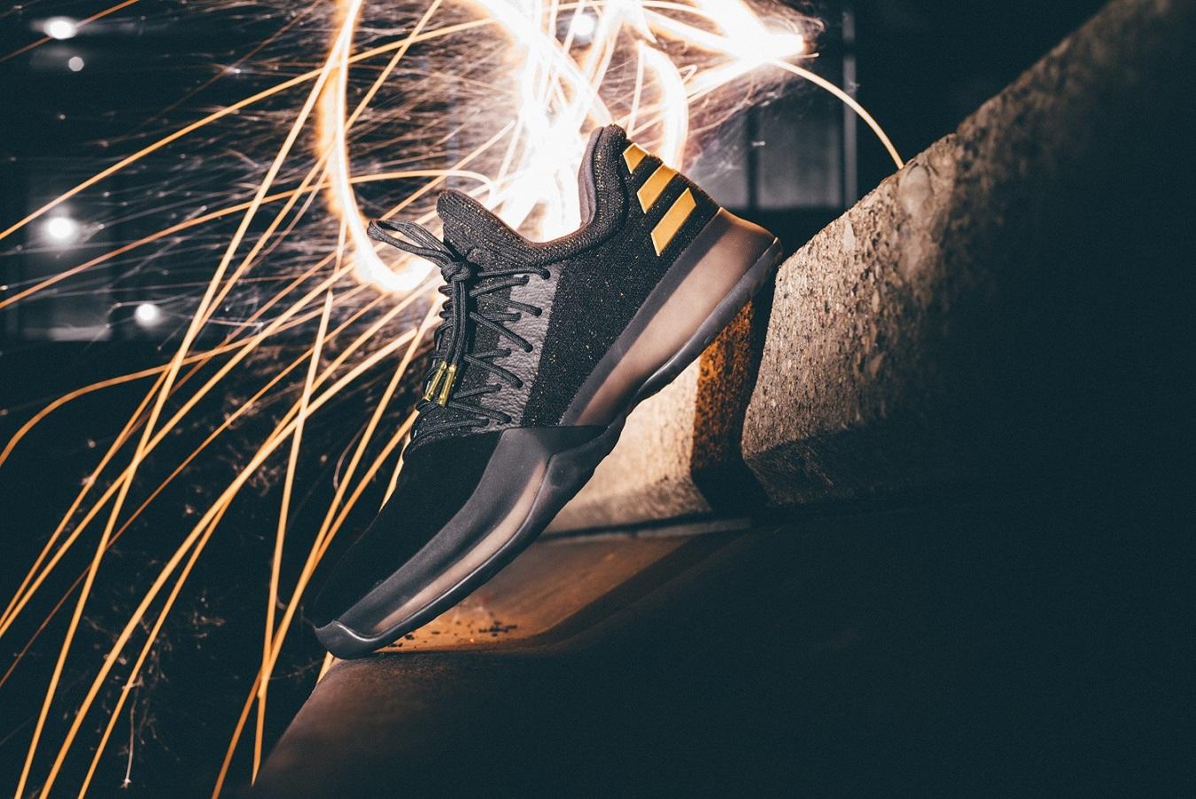 官方新聞 / 當個大明星!adidas Harden Vol.1 'IMMA BE A STAR'  11 月 23 日在台發售