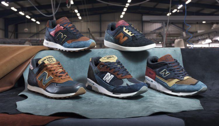 新聞分享 / 致敬品牌創立起源 New Balance MiUK 'Yard Pack'