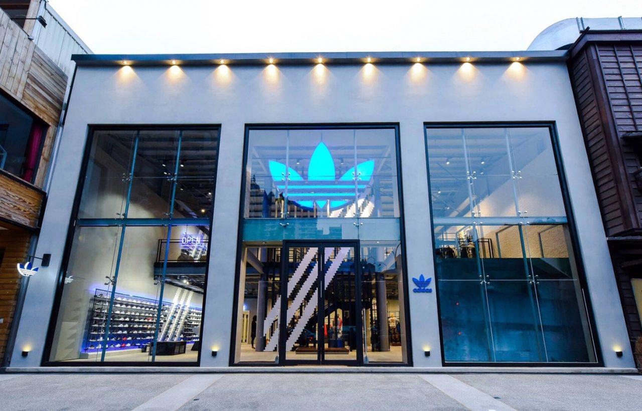 官方新聞 全台最大!adidas Originals 台中公益經典概念店全新開幕 Kenlu Net