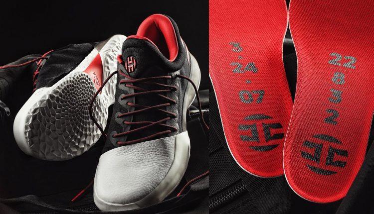 新聞分享 / 大鬍子高中關鍵戰役 adidas Harden Vol.1 'Pioneer' 臺灣明日發售
