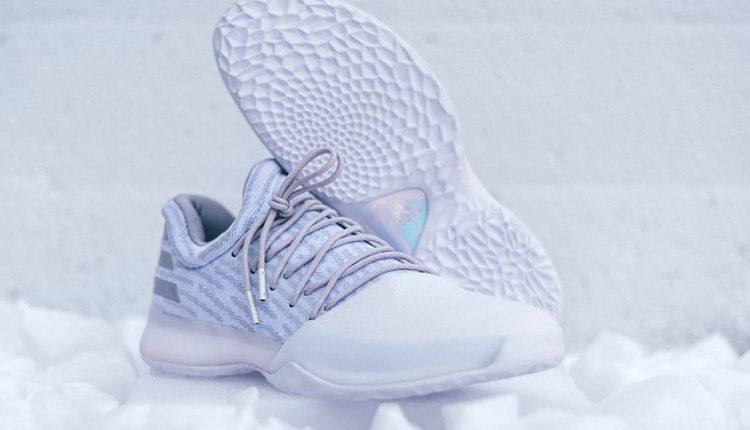 新聞分享 / adidas Harden Vol. 1 '13 Below Zero' 大鬍子聖誕戰靴登場