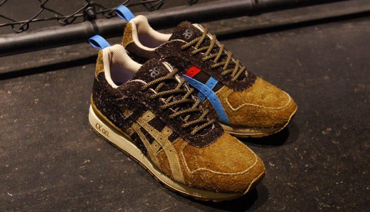 新聞分享 / 型塑松鼠 mita sneakers x ASICS Tiger GT-II 'Squirrel' 聯名鞋履