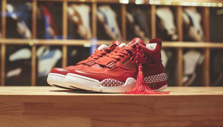 新聞分享 / 恭喜發財 The Remade x 400ml 推出 Air Jordan 4 'Chinese New Year' 客製鞋款