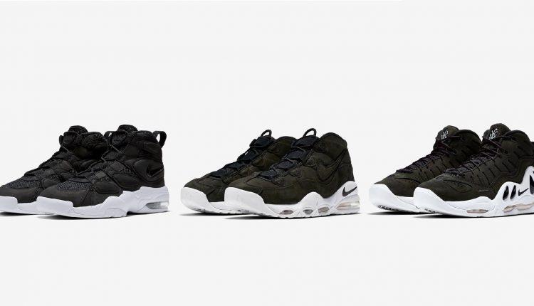 上市速報/ Nike Air Max Uptempo 'Black Pack' 經銷商販售店點整理