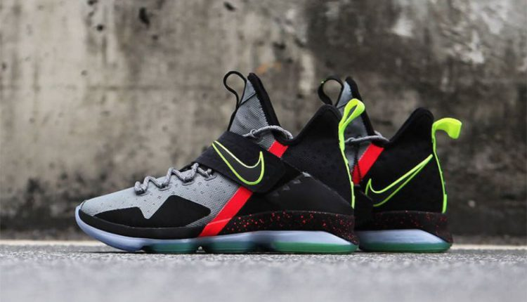 Nike LeBron 14 Out Of Nowhere (1)