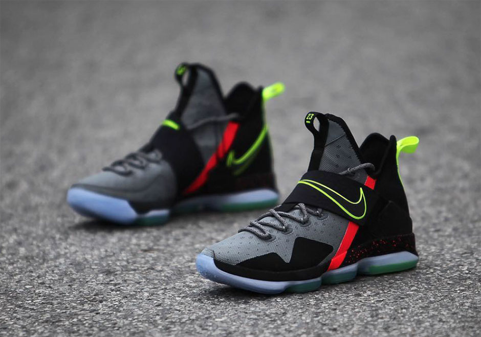 Nike LeBron 14 Out Of Nowhere (2