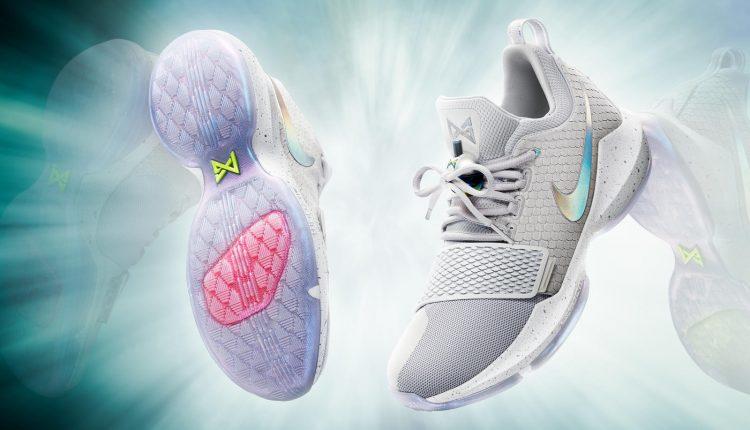 新聞分享 / Nike 正式發表 Paul George 首款簽名鞋 PG 1