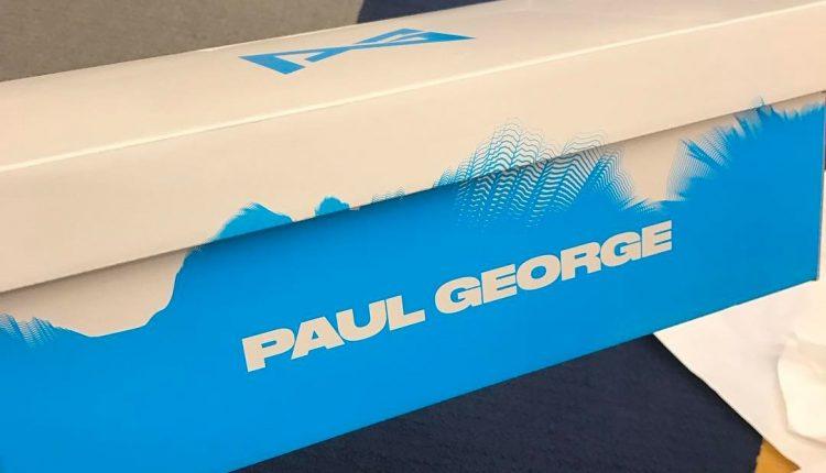 新聞分享 / Paul George 個人簽名鞋款 Nike PG 1 鞋盒曝光