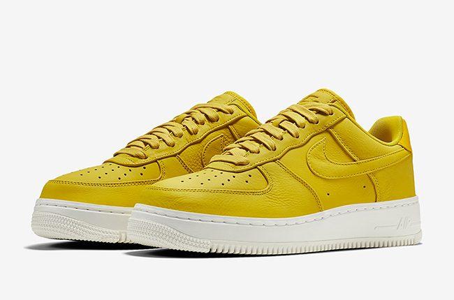NikeLab Air Force 1 Low「Citron」 (10)
