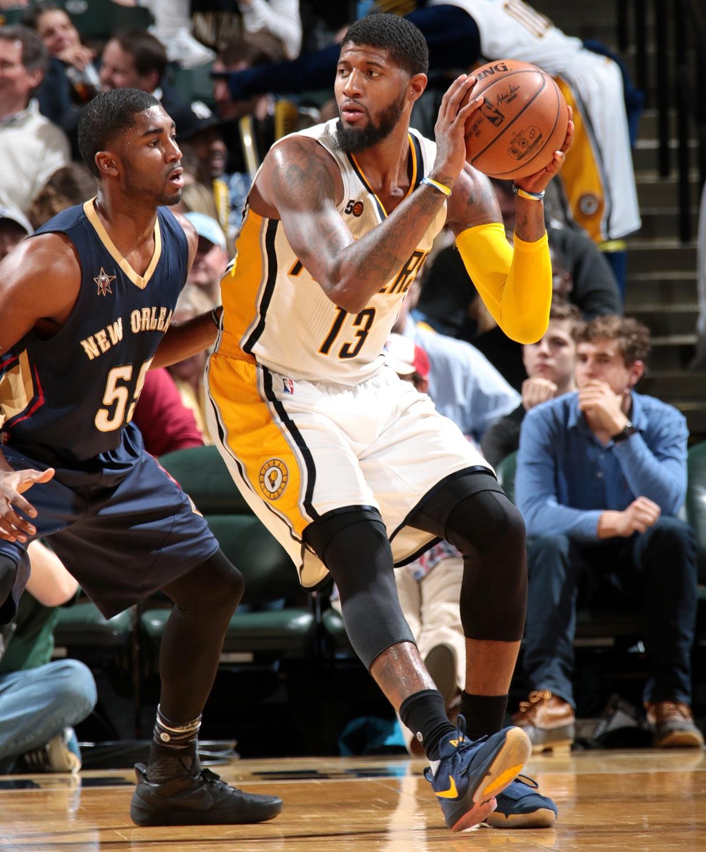 edb3a8ff7a0 New Orleans Pelicans v Indiana Pacers – KENLU.net
