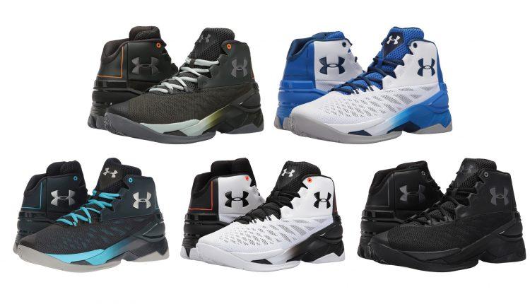 新聞分享 / 實戰籃球鞋款新選擇 Under Armour Longshot 已於國外登場