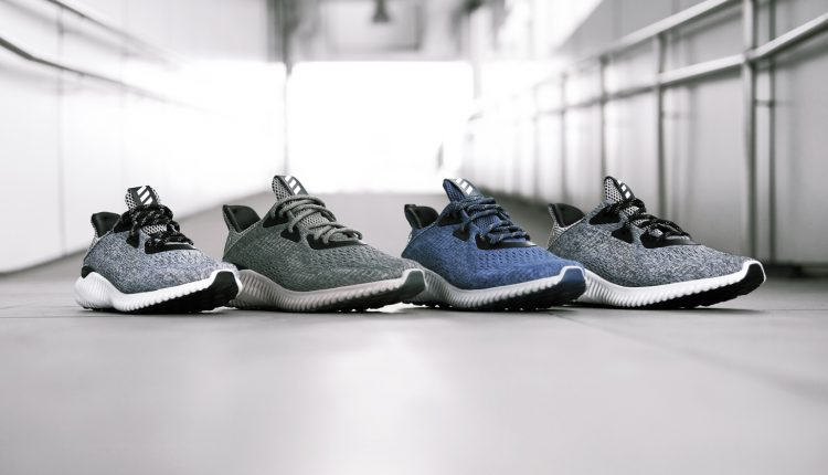官方新聞 / adidas AlphaBOUNCE 1 月 7 日進化上市 無縫科技鞋款升級工藝式網布