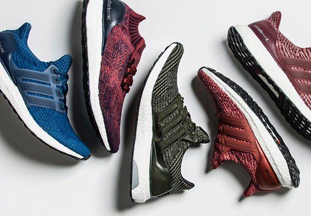 新聞分享 / 豐富選擇 adidas Ultra Boost 3.0 多種配色持續登場