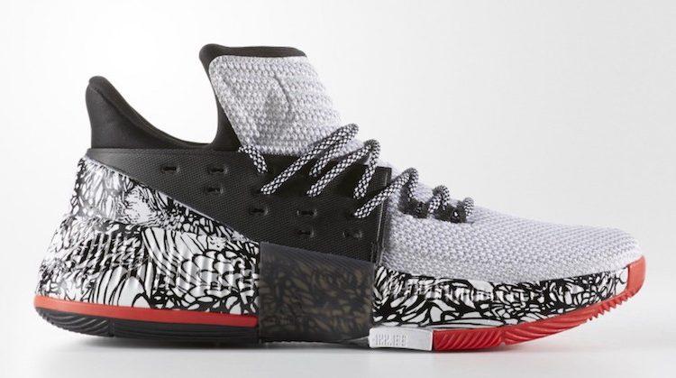 新聞分享 / 迎接雞年來到 adidas Dame 3 'Chinese New Year'